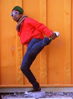 People - Nontsikelelo Veleko's photo of Ayanda Makhuzeni, Gugulethu, Cape Town, Western Cape, 2007