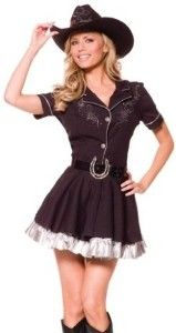 9 best Hen party images on Pinterest | Costumes, Cowgirl costume ...
