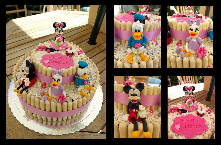 Minnie and friends