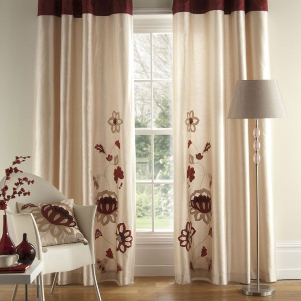 Great Modern Curtains In Window #curtain #home #interior