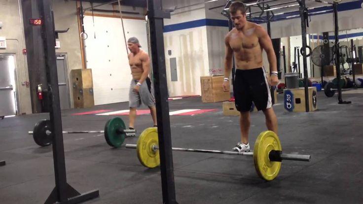 CrossFit 515 - Air Force WOD in 3:42 (B. Noyce) http://leonidasfitness.com/como-disenar-exitosos-entrenamientos-de-alta-intensidad-para-perder-grasa-corporal-y-sentirse-invencible/