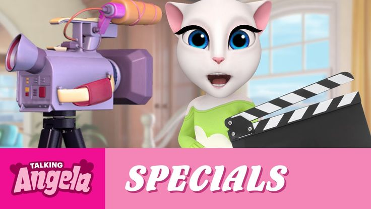 Talking Angela Bloopers and Fails A few behind-the-scenes sneak peeks in my NEW video. Funny bloopers included! xo, Talking Angela #TalkingAngela #MyTalkingAngela #LittleKitties #bloopers #new #video #behindthescene #YouTube #funny #sneakpeek #cute