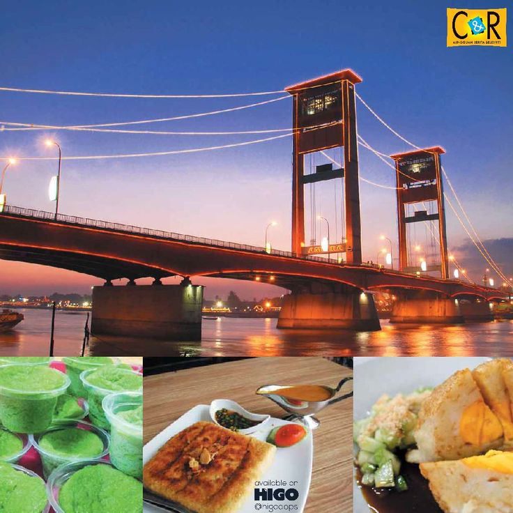 Yuks cari tahu 10 #Kuliner maksyus khas #Palembang di edisi terbaru cekricek hal 23  Apa makanan khas Palembang favoritmu? Komen dibawah   Selain pempek, ibu kota Sumatera Selatan itu memiliki beragam kuliner lainnya. Berikut 10 kuliner favorit khas Palembang yang dirangkum dari klikhotel.com, cc: KlikHotel  Bacanya via #HIGOapps http://ow.ly/4n2XXM #magazine #culinary #food #Indonesia #reading #mobileapp #free #download