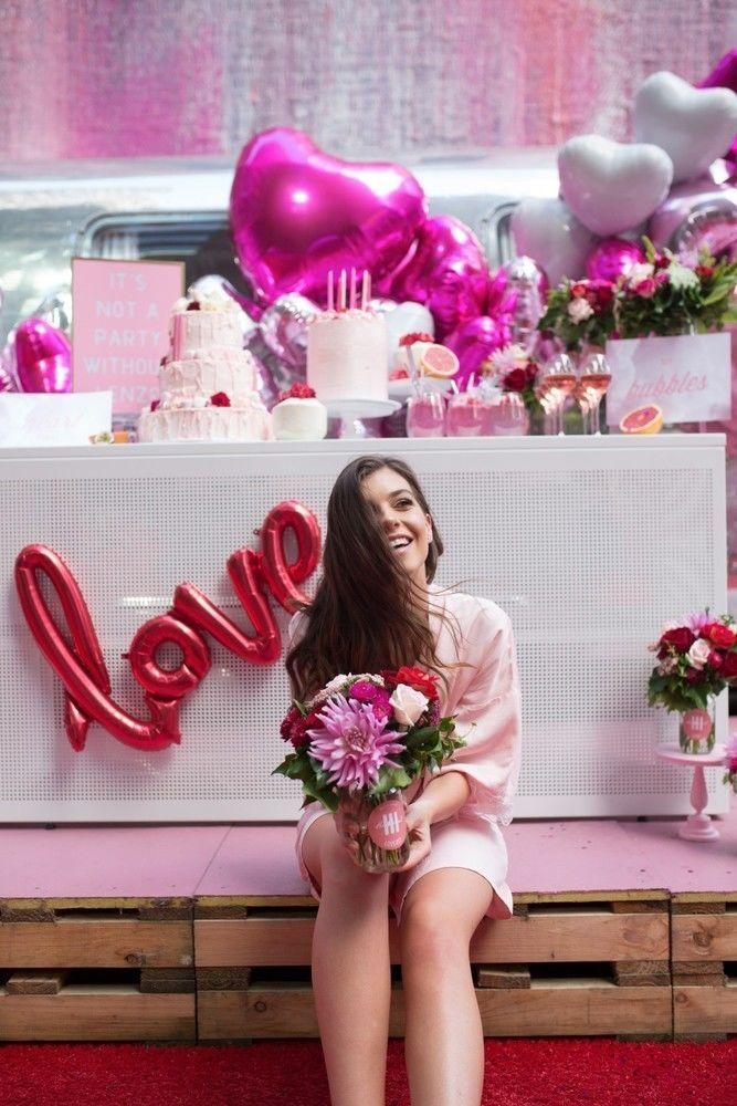 Girls Only Valentine's Day