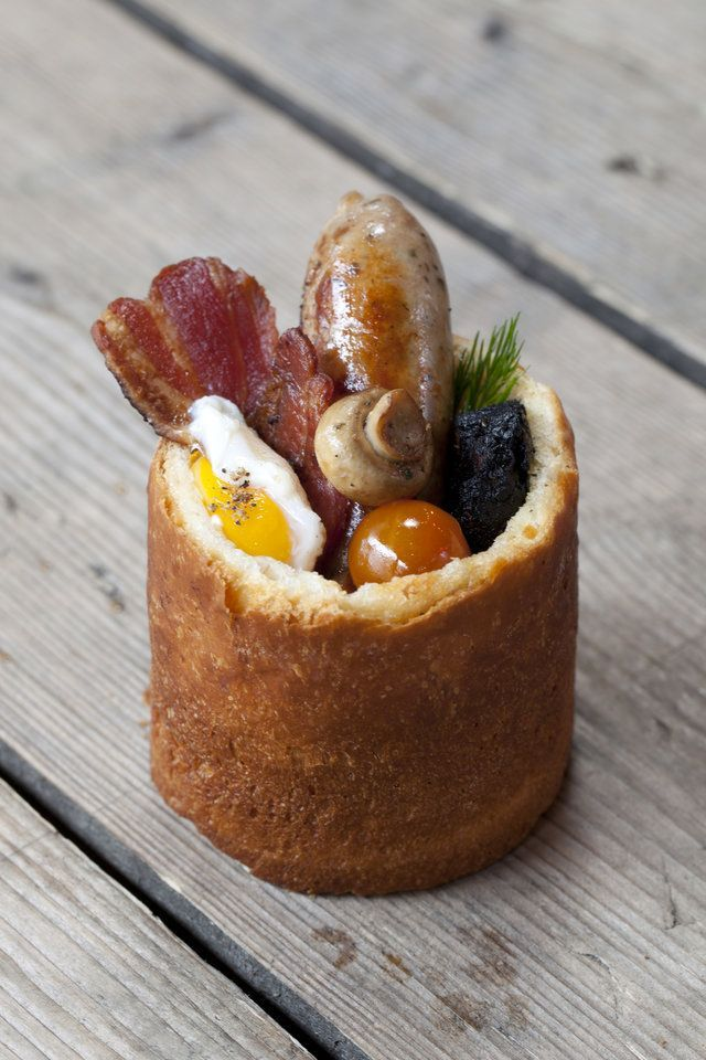 Never tried any of these breakfast but this little pot looks delicious.