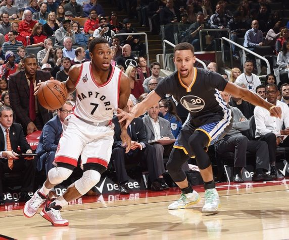 Golden State Warriors Visit Toronto Raptors in Wed NBA http://www.eog.com/nba/warriors-visit-raptors-wed-nba/