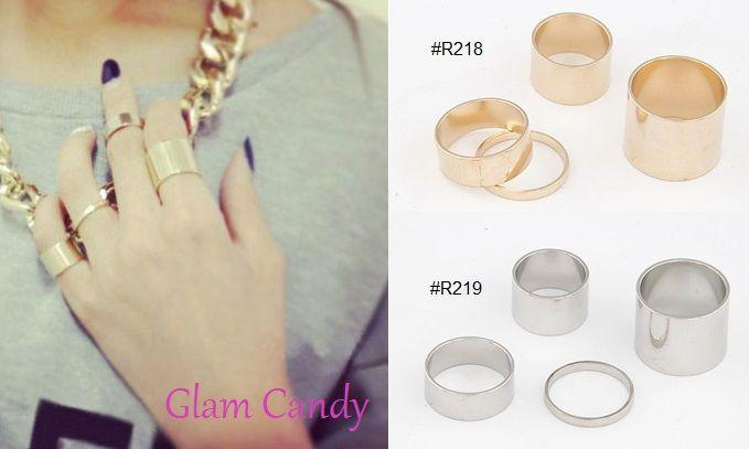 Shop: www.worldofglamoursa.com #midi #rings