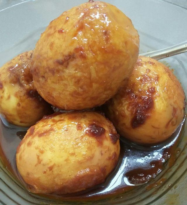 Resep Semur Telur Oleh Eka Gustini