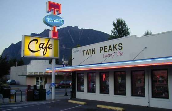 Double R Diner (& Twin Peaks Filming Location)