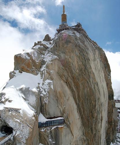Aiguille du Midi © Davidabailey