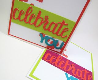Maddiebug Designs - Celebrate you - Stampin' Up!, Celebrate you thinlits (SAB 2018), playful backgrounds, tutti frutti cards and envelopes (SAB 2018)