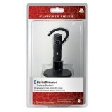 PS3 Bluetooth Headset (Accessory)By Sony Computer Entertainment