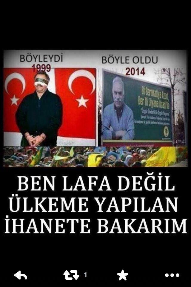 Ben Lafa Degil...Ulkeme Yapilan Ihanete Bakarim!