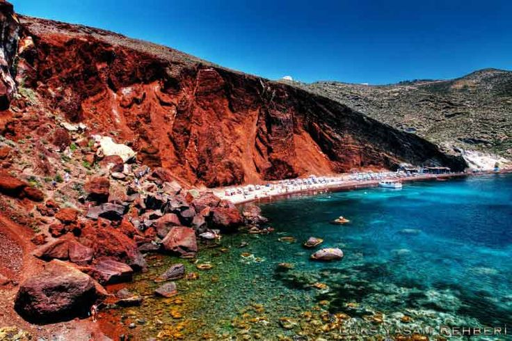 Yunanistan'ın Sahip Olduğu En İyi 10 Plaj | Lüks Yaşam Rehberi