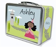 Personalized Lunch boxes, great for preschool!