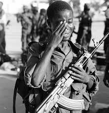 Resultado de imagen para el soldado llora