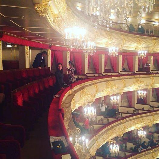 #bolshoiballettheatre #moscow #redsquare #shykalra