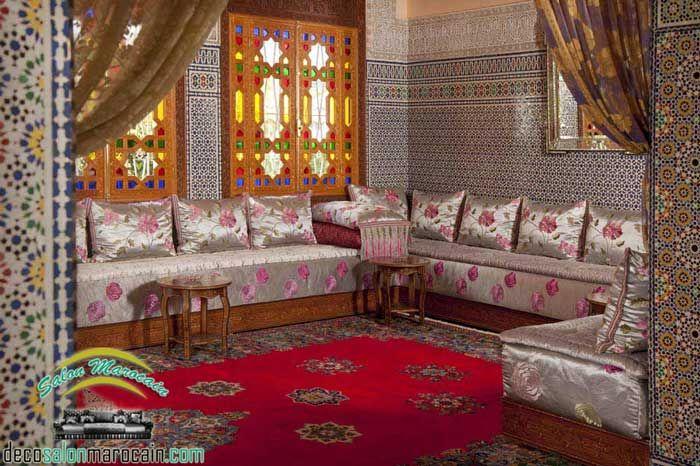 Les Meilleurs Accessoires Dun Salon Marocain Traditionnel