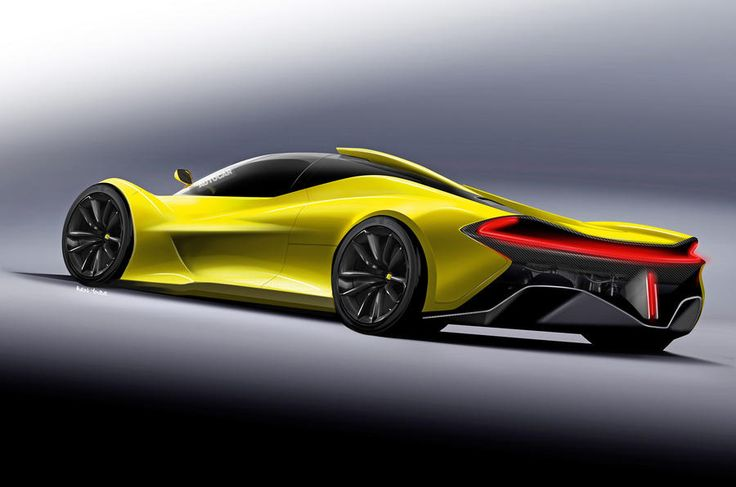 ... f1 could look an autocar rendering of how the reborn mclaren f1