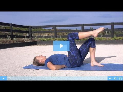 How To Engage Your Lower Abdominals For Dressage Riders -