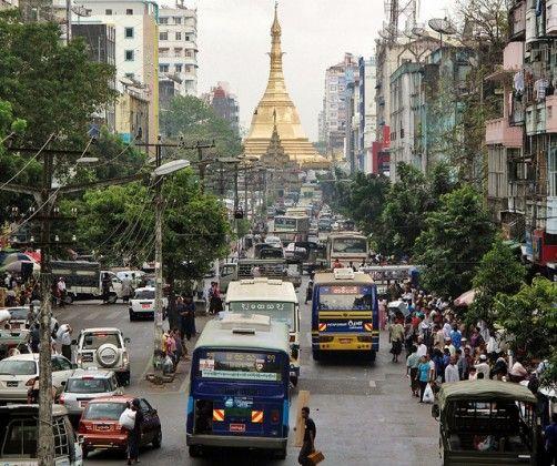 -ミャンマーの鉄道- ヤンゴン環状線に乗ってみた