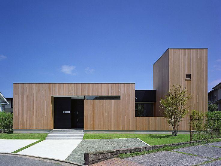 岡垣の家 | 松山建築設計室 | 医院・クリニック・病院の設計、産科婦人科の設計、住宅の設計