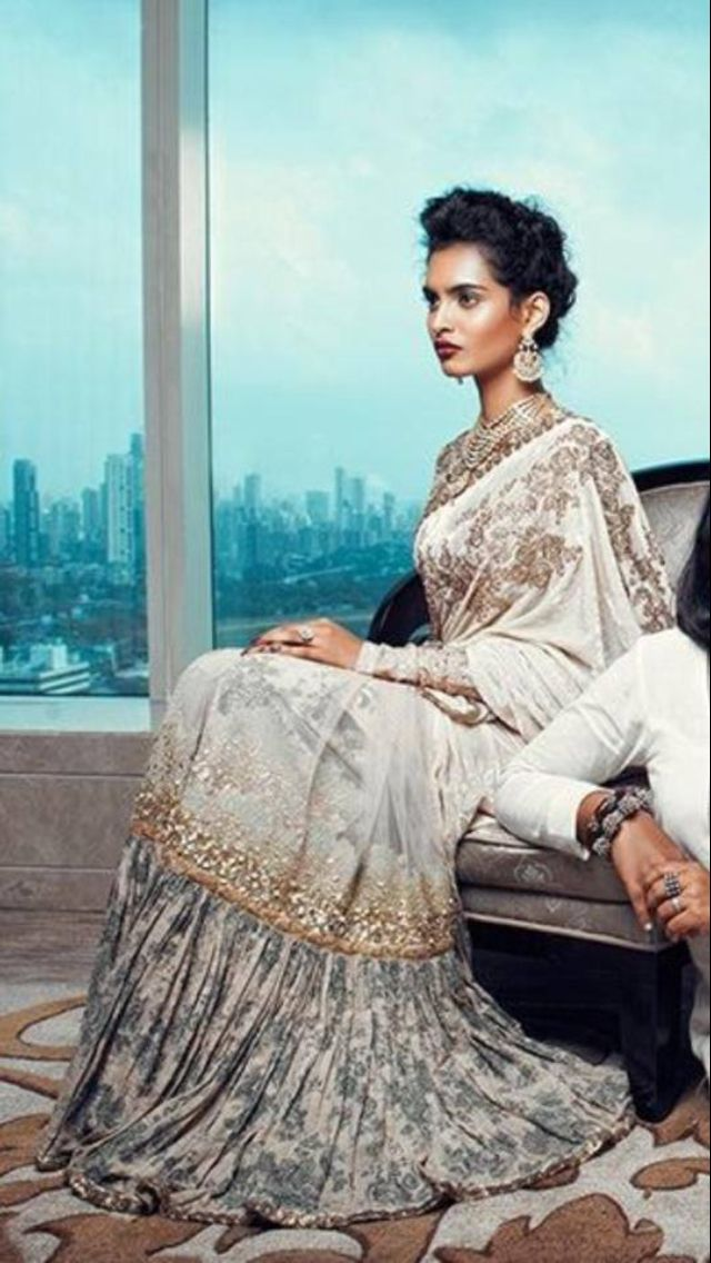 The eternally exquisite sarees of Sabyasachi - Indain designer - Indian couture - Indian bridal - Indian wedding #thecrimsonbride