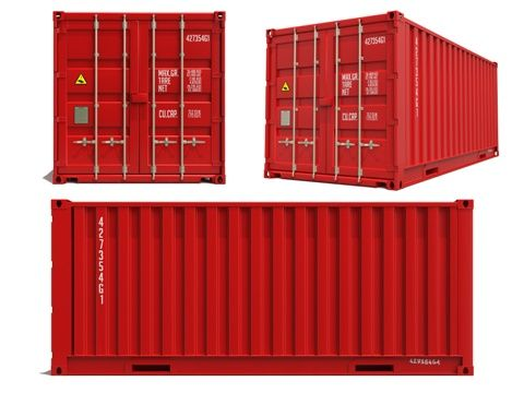 The Shipping Container Dimensions vary for each size, the most common sizes are the twenty foot and forty foot