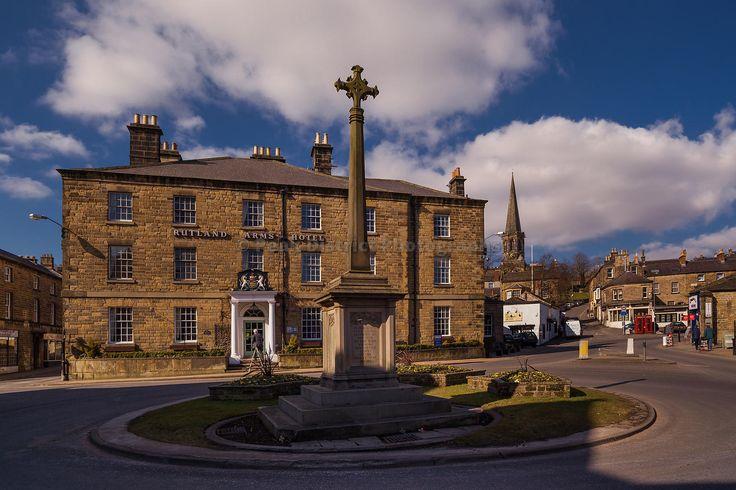 Rutland Arms Hotel Bakewell Derbyshire