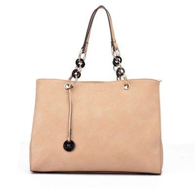 Diana Korr Shoulder Bag Beige - Price in India #HandBags