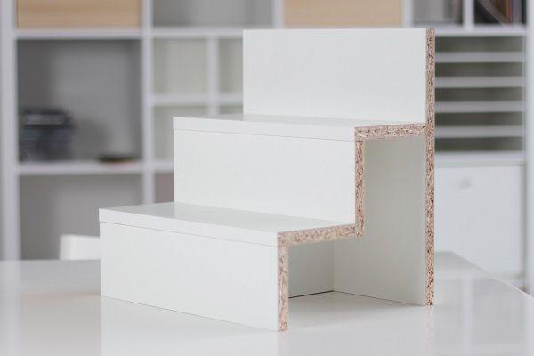Wir PRÄSENTieren - Das neue Stufenregal für das Ikea Kallax Regal | News | BLOG | New Swedish Design