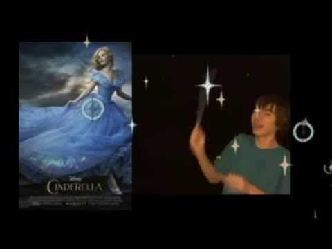 Film Review: Disney's Cinderella by KIDS FIRST! Film Critic Keefer B. #Disney #Cinderella