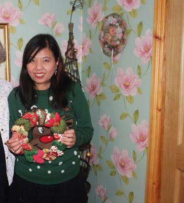 Soo's Creaxions: CHRISTMASSY STUFF