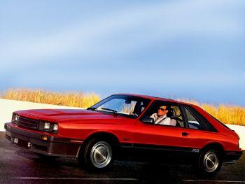 Mercury Capri RS '10.1985–10.1986