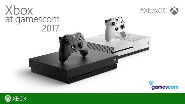Xbox @Xbox  #xboxone #xbox gamescom 2017 plans include live show on Aug. 20, first European… #VideoGames #european #first #gamescom #hands