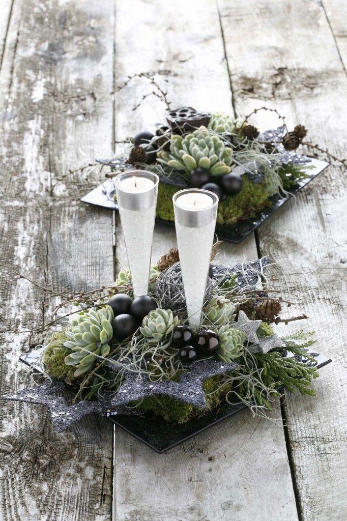 Ber ideen zu floristen auf pinterest for Decoration exterieur hiver