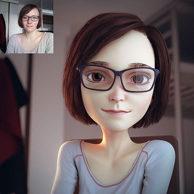 Lance Phan transforma pessoas em personagens 3D - O artista 3D Lance Phan utiliza suas habilidades para transformar fotos de pessoas em personagens 3D. O resultado é incrível!