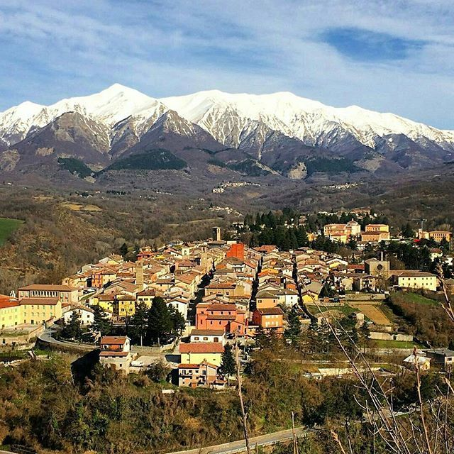Amatrice, Italy - (Rieti)  ♠ Instagram