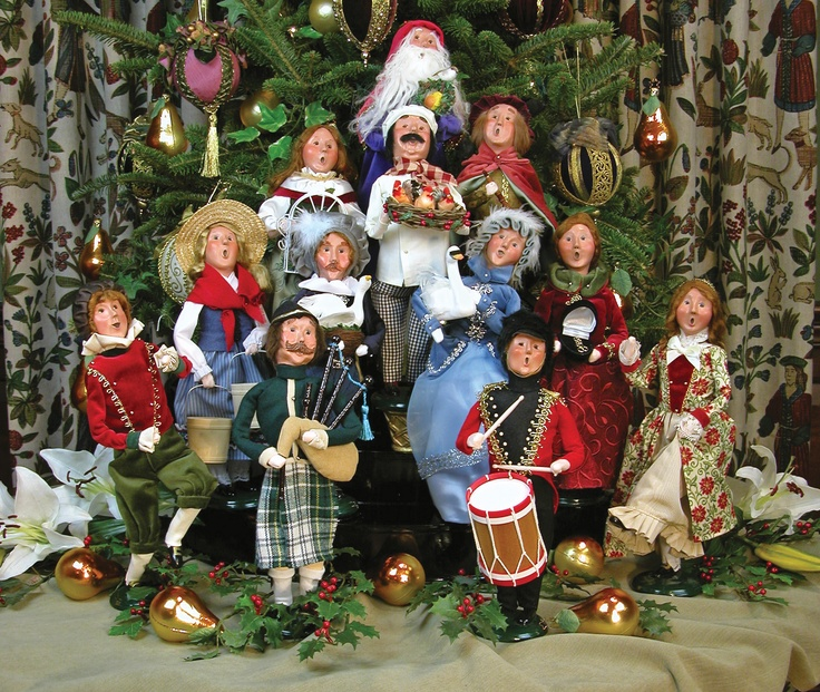 62 Best Decorating With Byers Choice Carolers Images On: 56 Best 2012 Byers' Choice Carolers Lifestyle Shots Images