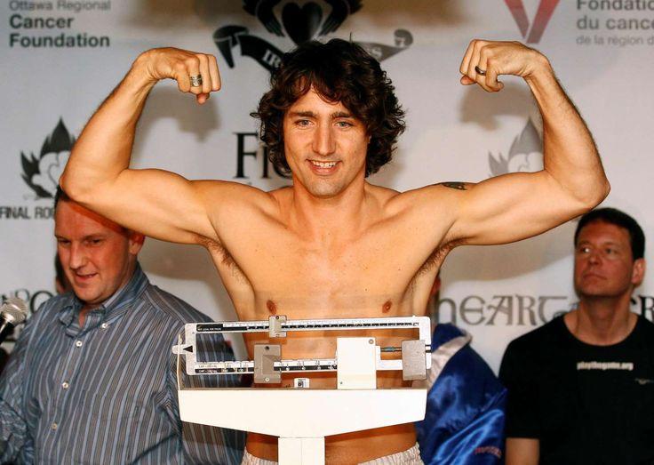 Justin Trudeau Canada - REUTERS/Chris Wattie