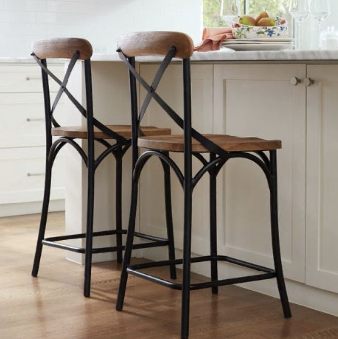 16+ Farmhouse style counter height bar stools most popular