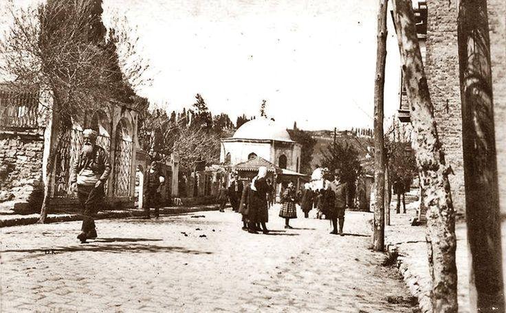 FESHANE CADDESİ EYÜP 1895
