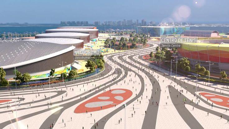 Já viu como ficará o Parque Olimpico Rio 2016? Faça um passeio conosco. A Unloop tem muito orgulho de antecipar isso tudo pra você.  Produto: Institucional Parque…