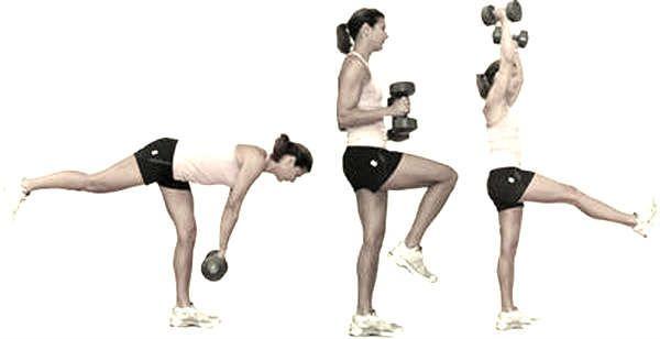 Мини тренировъчен комплекс за секси крака #фитнес #тренировки