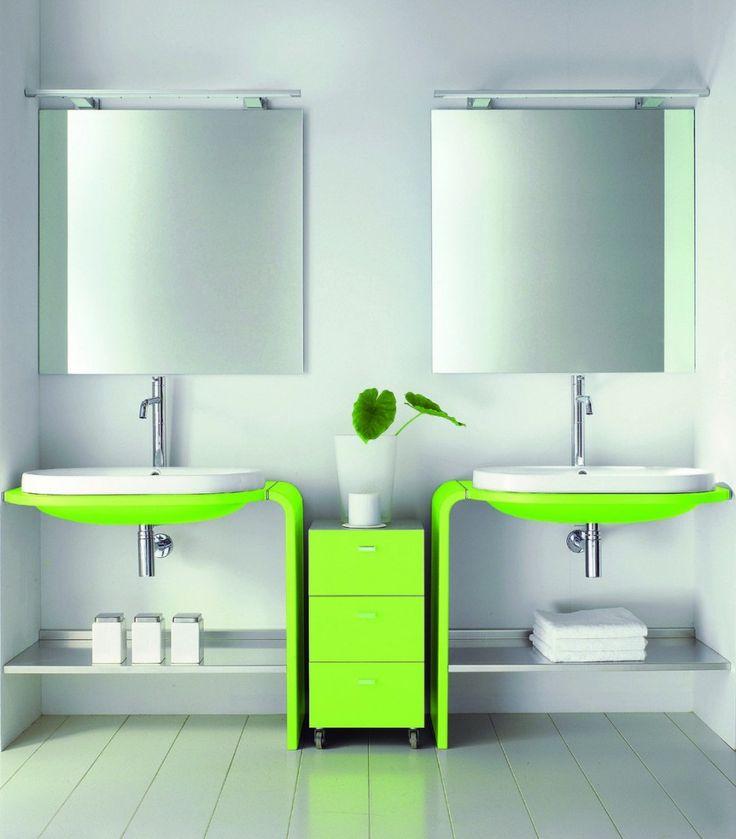 Best 25+ Green minimalist bathrooms ideas on Pinterest | Green ...