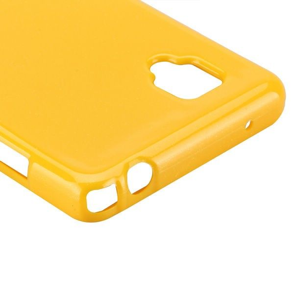 Glitter (Gul) LG Optimus G E973/E975 Deksel