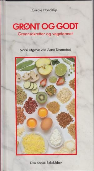 """Vegetarian Cooking (Kitchen Library)"" av Carole Handslip"