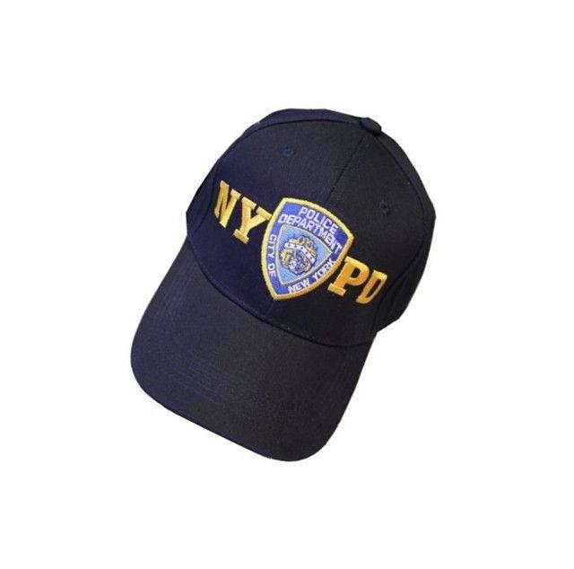 Boné 100% Algodão Licenciado NYPD® R$156,90 10x de R$15,69 sem juros