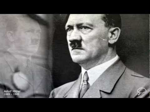 C2 W16 & W17 Adolf Hitler Biography:  Warning: some images of concentration camps with dead bodies flash toward the end of this short 3 min video