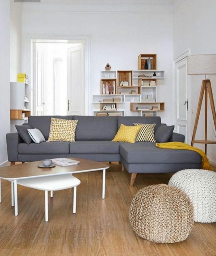 17 meilleures id es propos de salle de jeux jaune sur for Salon jaune et gris